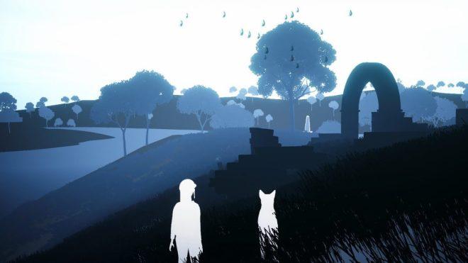 farewell-north-1212x682 Screenshot Saturday Sundays: Taking the dog for a walk on hexagonal hills | Rock Paper Shotgun