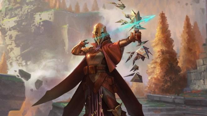 dragon-age-archer-close-up Dragon Age 4's magic archer concept art looks well cool | Rock Paper Shotgun