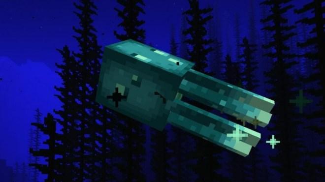 minecraft-glow-squid Get to know glow squids in Minecraft's latest snapshot | Rock Paper Shotgun