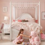 Disney Princess Dreamer White 6 Pc Full Canopy Bedroom Rooms To Go