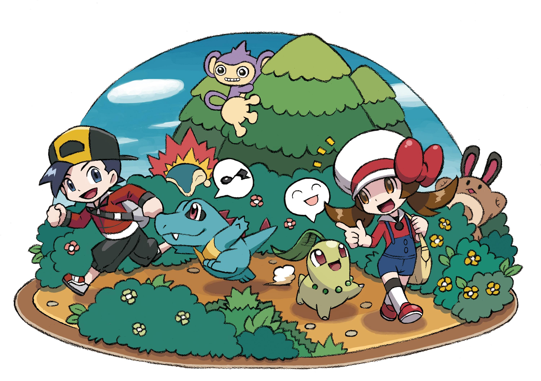 Pokemon HeartGold And SoulSilver RPG Site