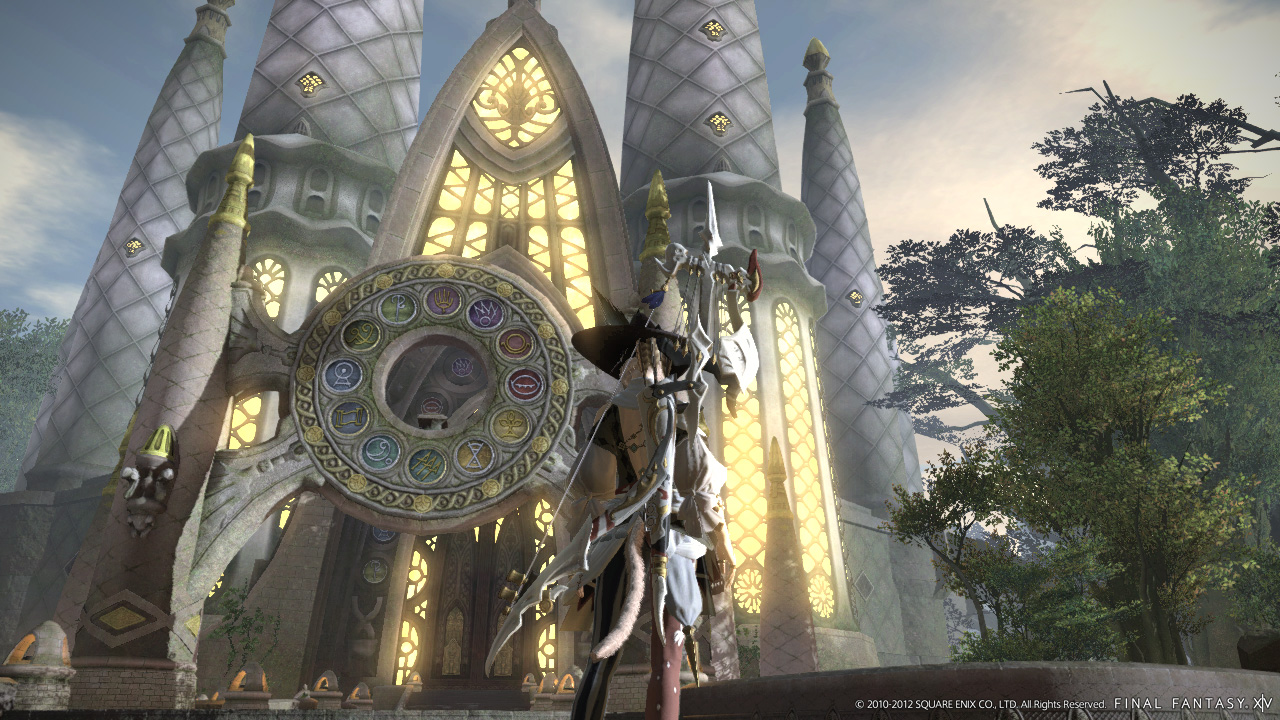 Final Fantasy XIV A Realm Reborn New Concept Art And