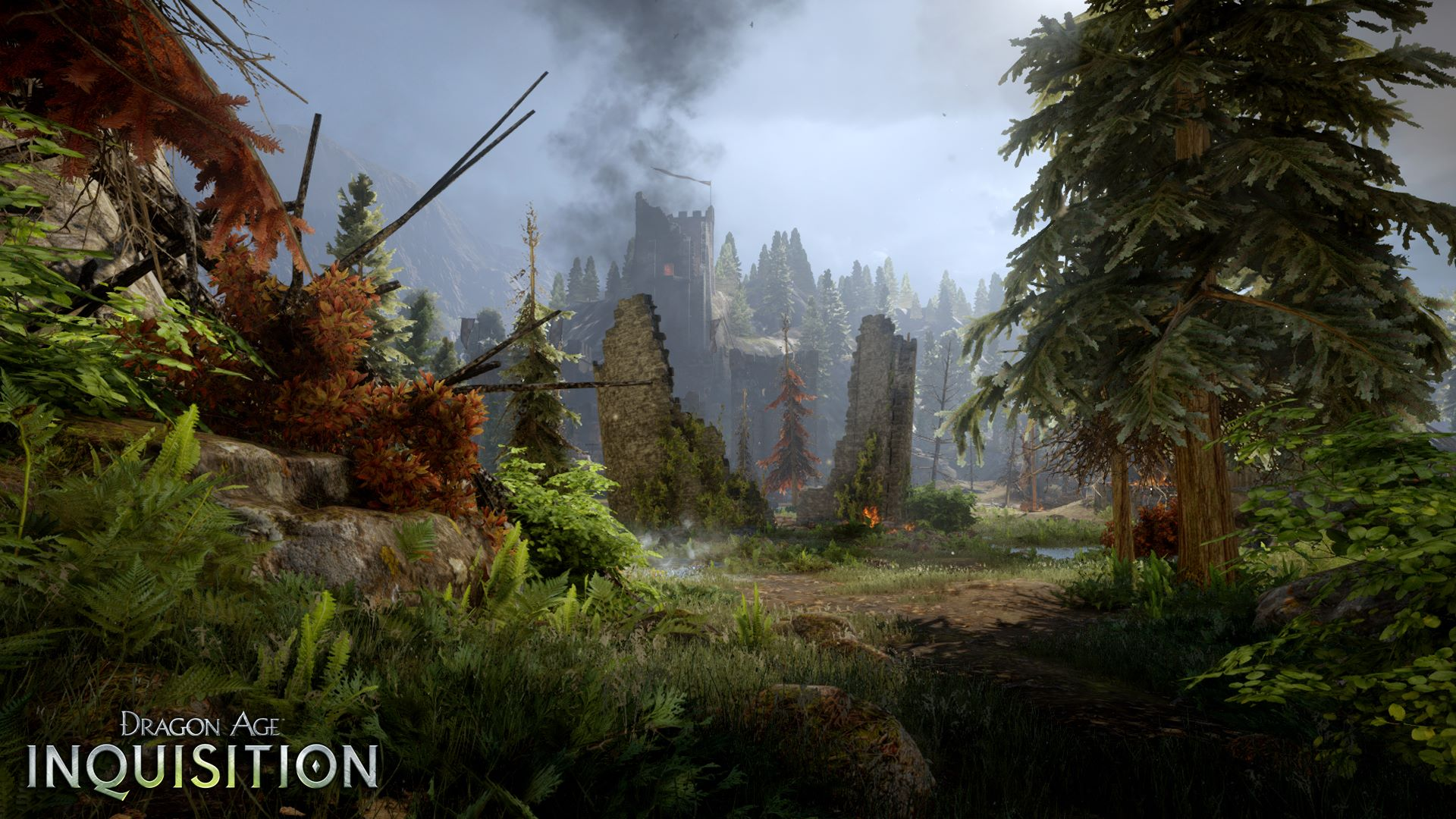 Dragon Age Inquisition Screenshots Show Off The Hinterlands And Redcliffe RPG Site