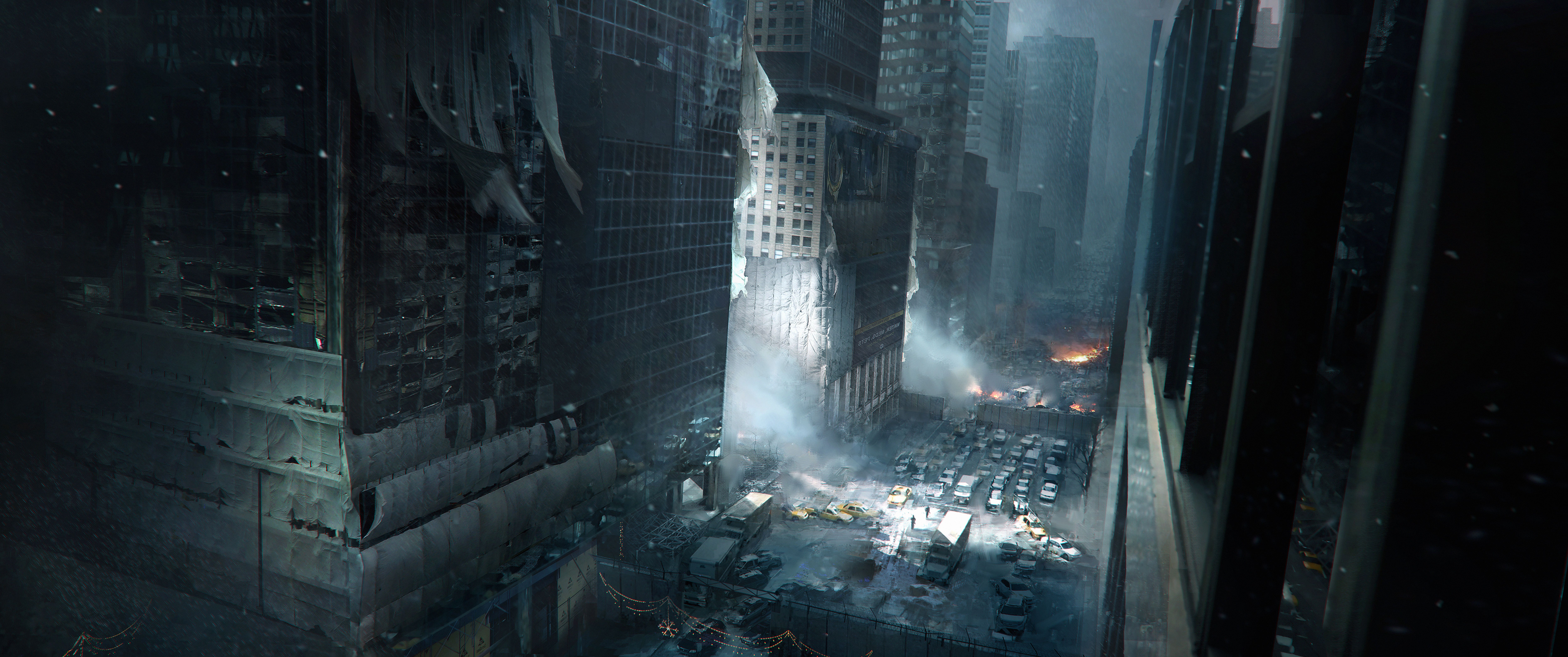 Tom Clancys The Division RPG Site