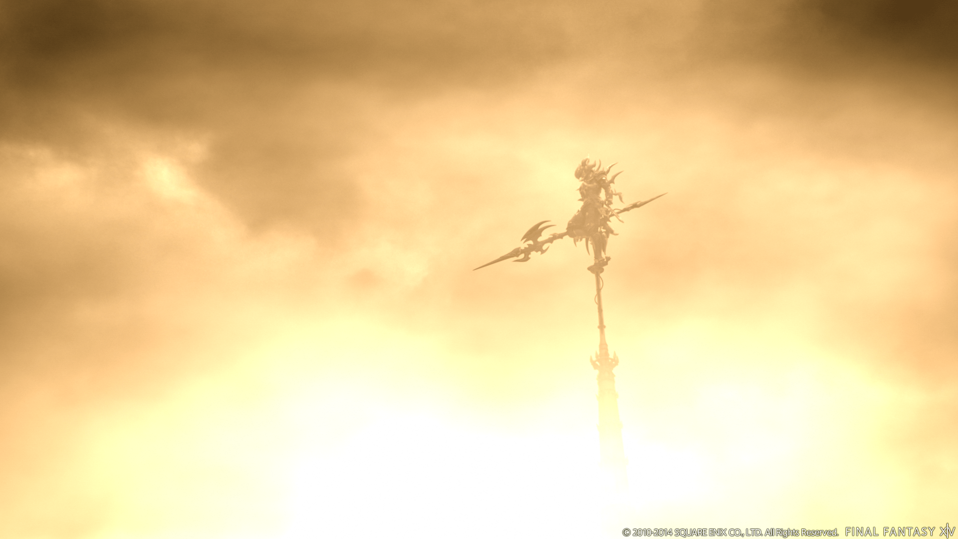 First Screenshots And Artwork For Final Fantasy XIV