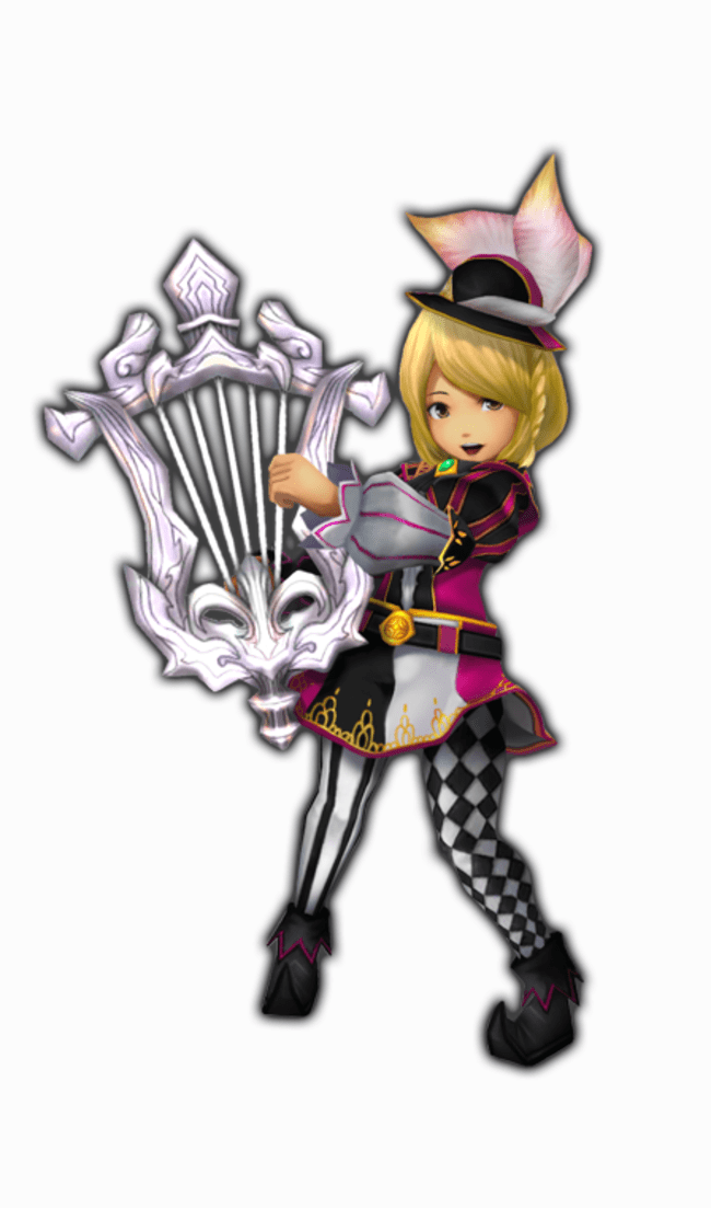 More Final Fantasy Explorers Screenshots Introduce The