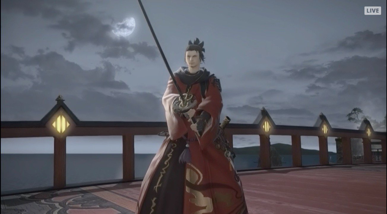 Samurai Job And More Announced For Final Fantasy XIV