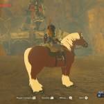 The Legend Of Zelda Breath Of The Wild Guide How To Tame Wild Horses Rpg Site