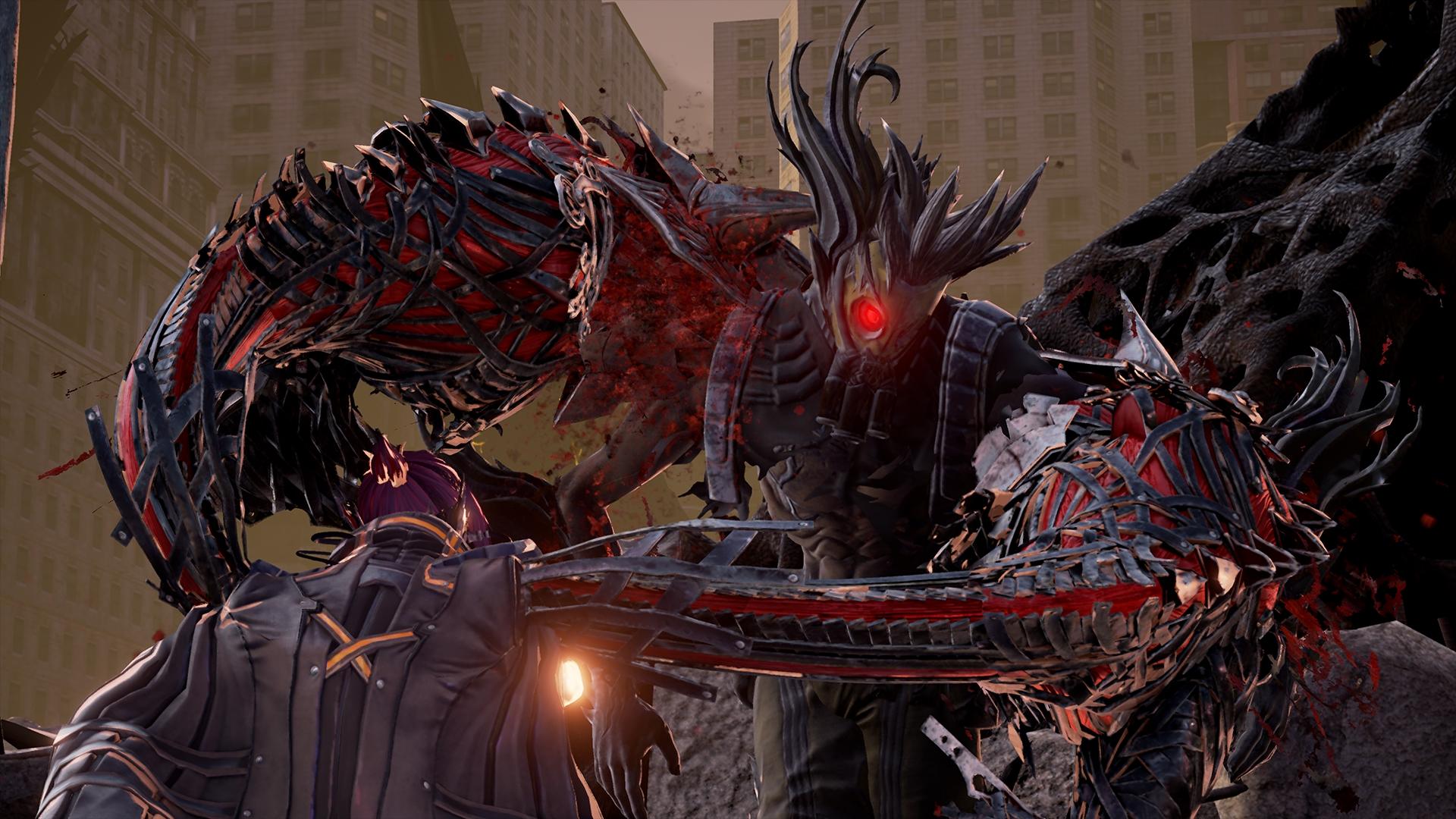 New Code Vein Screenshots Introduce Mia Karnstein Yakumo Shinonome And Blood Veils RPG Site