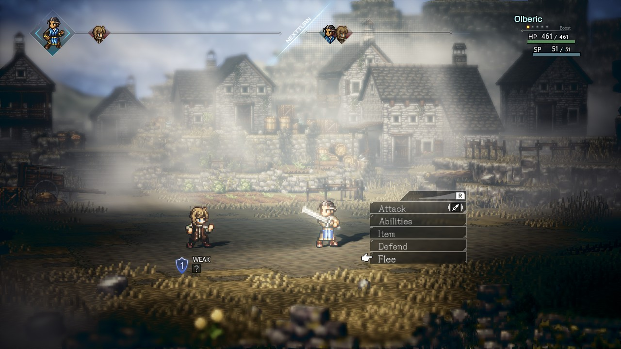 Square Enixs Switch Exclusive Project Octopath Traveler