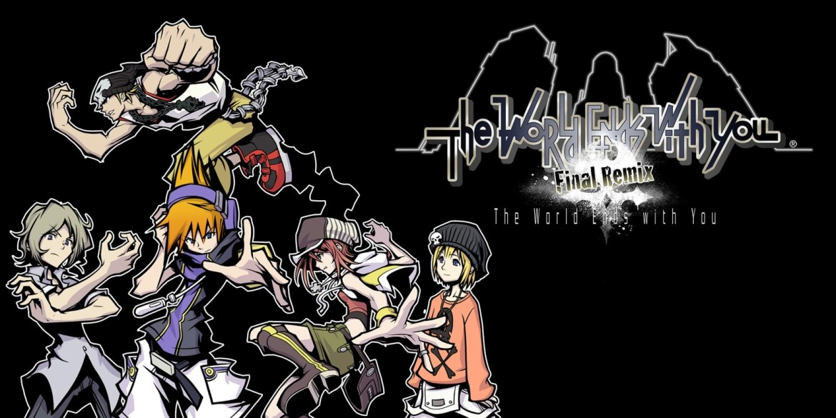Image result for the world ends with you