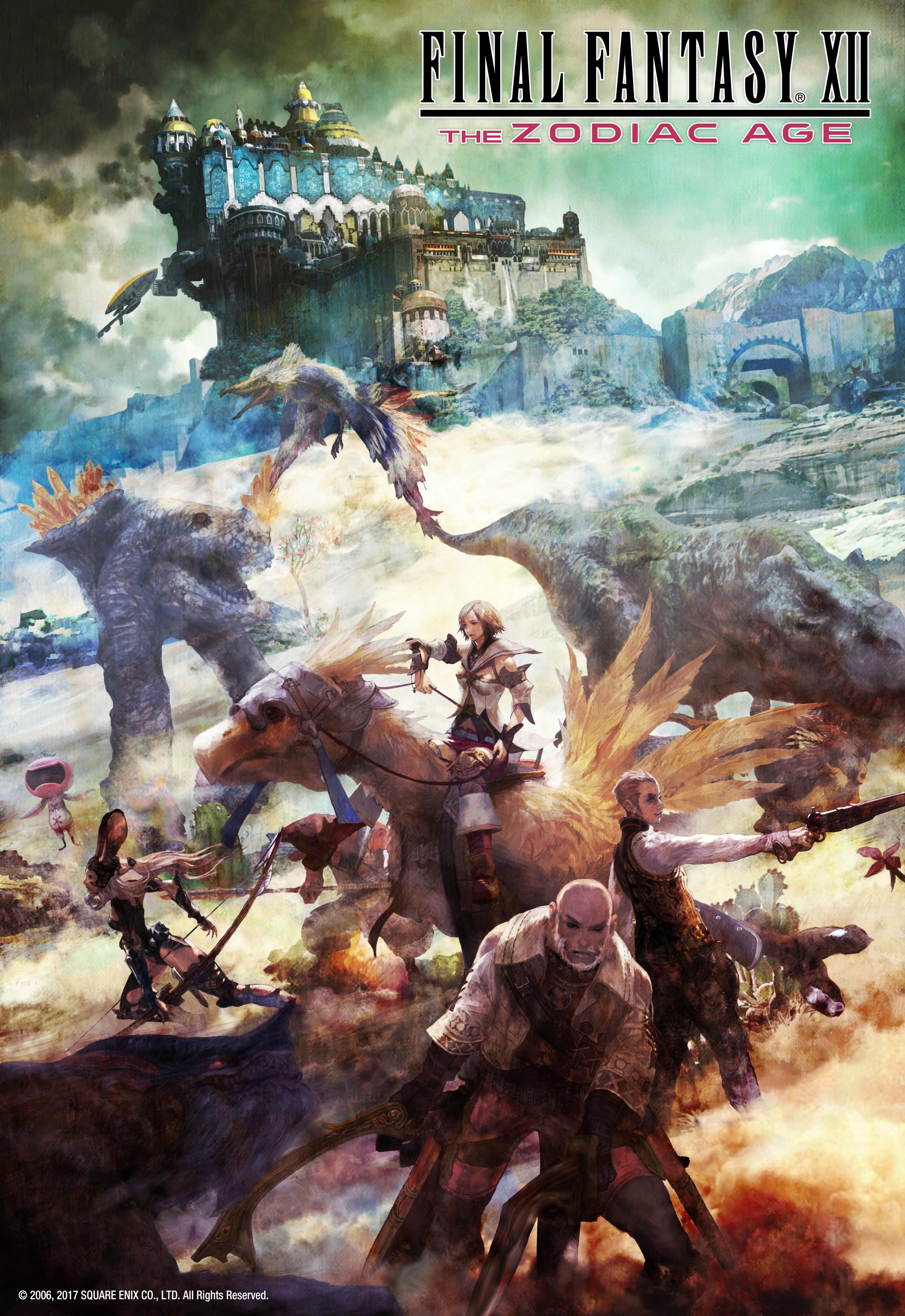 Final Fantasy XII The Zodiac Age Differences Changes And Additions Whats New In This Ivalice
