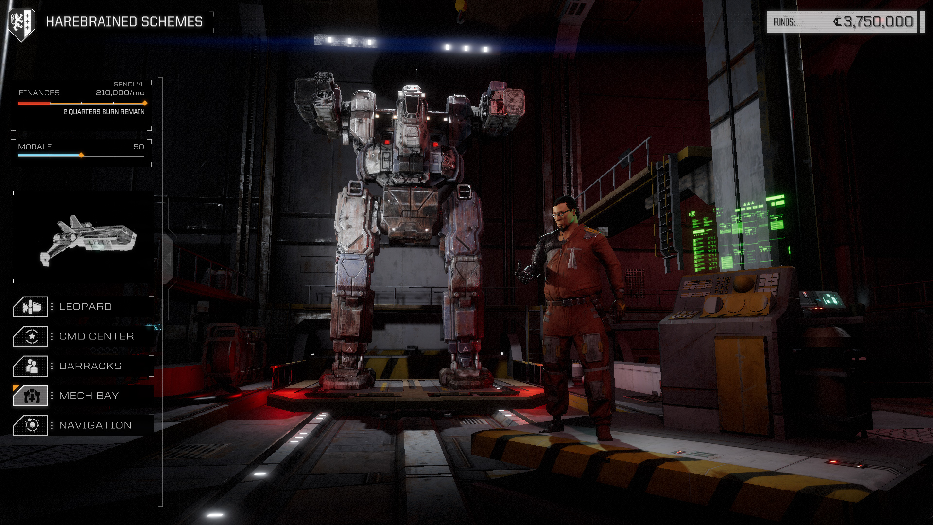 Tactical Mech Strategy Game BattleTech Launches This April RPG Site