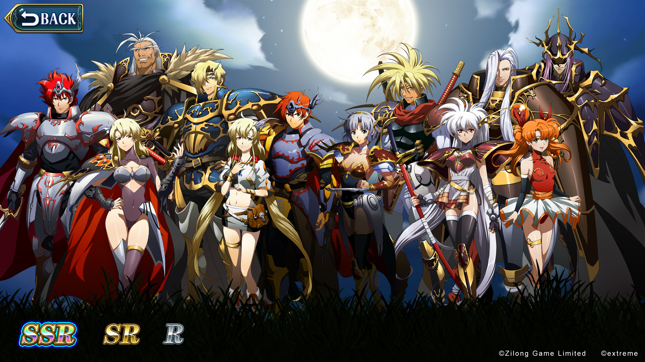 Langrisser Mobile Announced For The West And Will Be