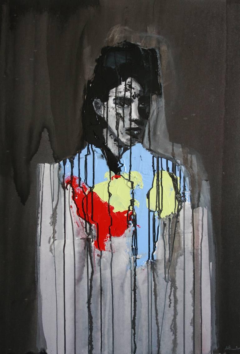 Risultati immagini per Penelope Painting, 27.6 H x 39.4 W x 1.6 in Aga Baranska