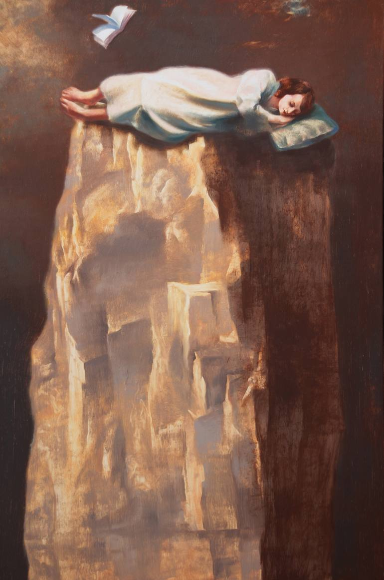 Risultati immagini per Dream Paintings, 37 W x 59.1 H x 0.8 in Rudolf Kosow