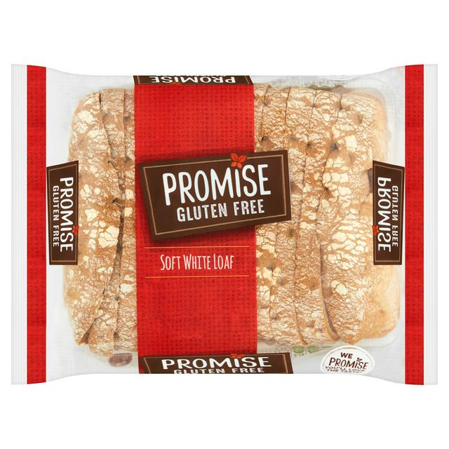 Promise Gluten Free Soft White Loaf 480g   Sainsbury's