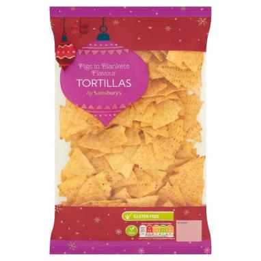 Pigs In Blankets Tortilla Trees 200g