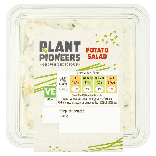 Sainsbury's Rich Vegan Potato Salad 300g