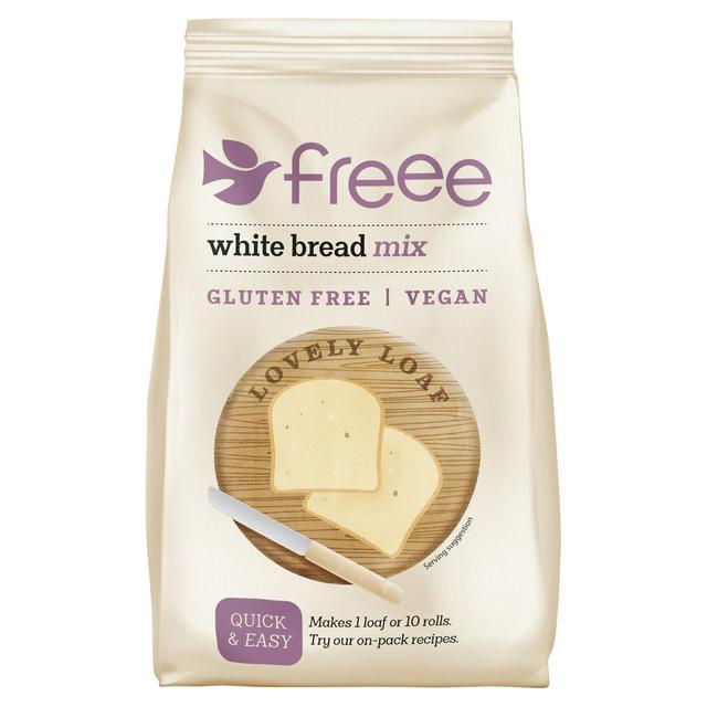FREEE by Doves Farm White Bread Mix 500g | Sainsbury's