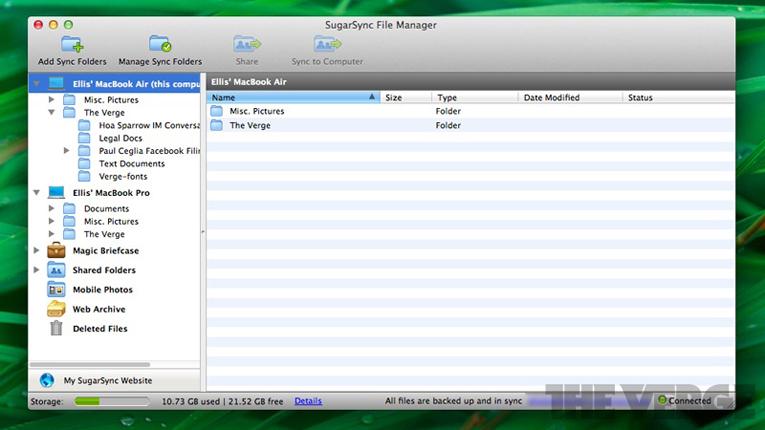Sugarsync_file_manager