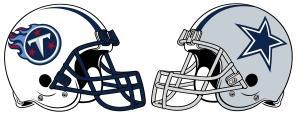 Image result for Titans vs Cowboys