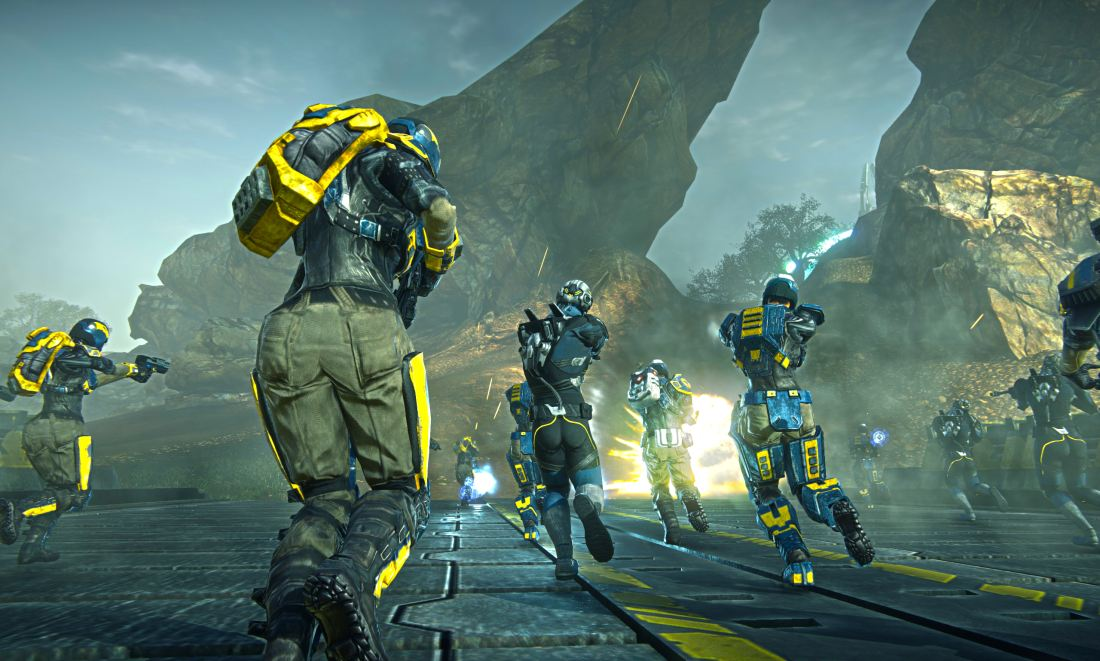 Image result for planetside 2 review