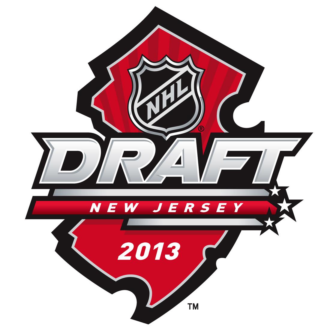 Official 2013 NHL Draft Logo
