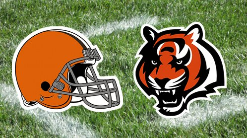 Image result for Bengals vs. Browns