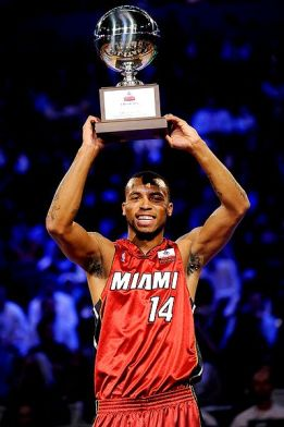 Daequan Cook Wins 3-Point Shootout - Hot Hot Hoops