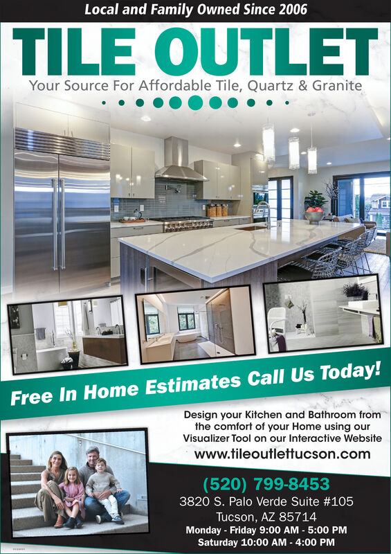tile outlet tucson green valley news