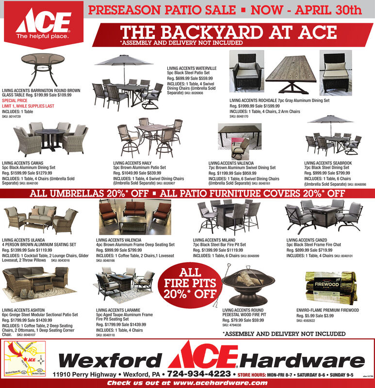 wexford ace hardware tribune review