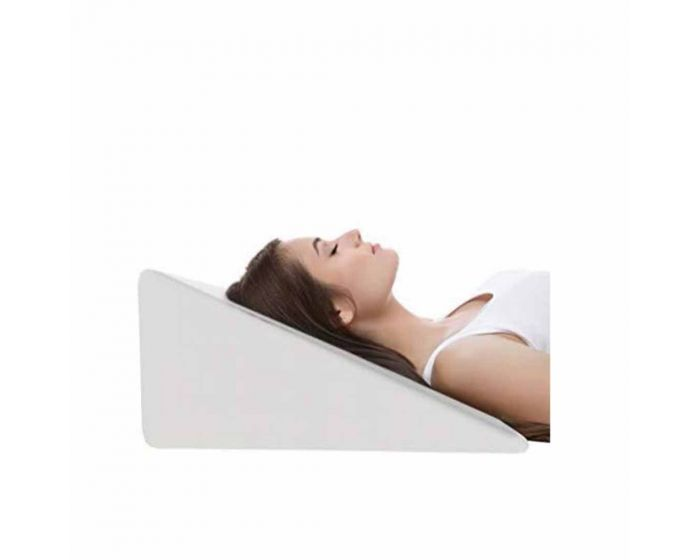 medical firm support foam inclined multi purpose wedge pillow metron