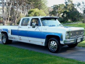 1979 Chevrolet C30 Duelly  390cad  Shannons Club
