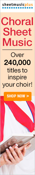 Sheet Music Plus Choral Music
