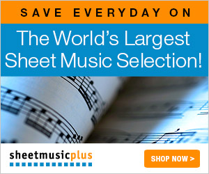 Sheet Music Plus Home Page
