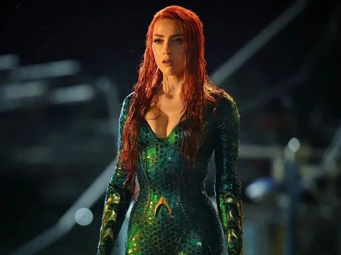 Aquaman 2: Fans gather 400 thousand signatures to get Amber Heard filming(INSTAGRAM)