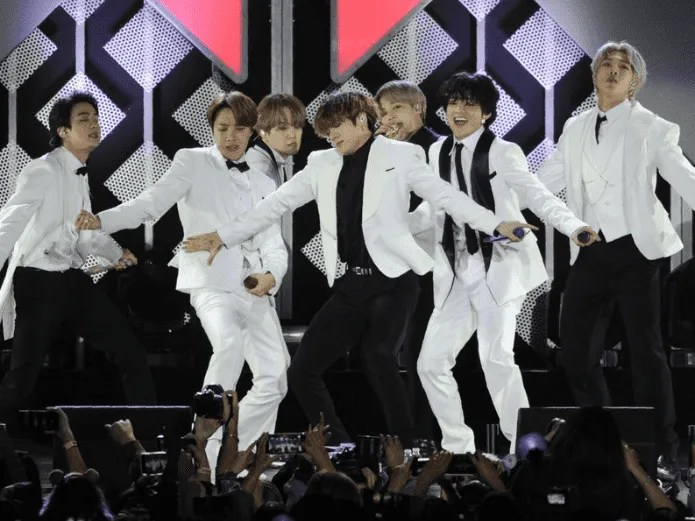 K-pop titan BTS's online concert draws more than 100 million fans
