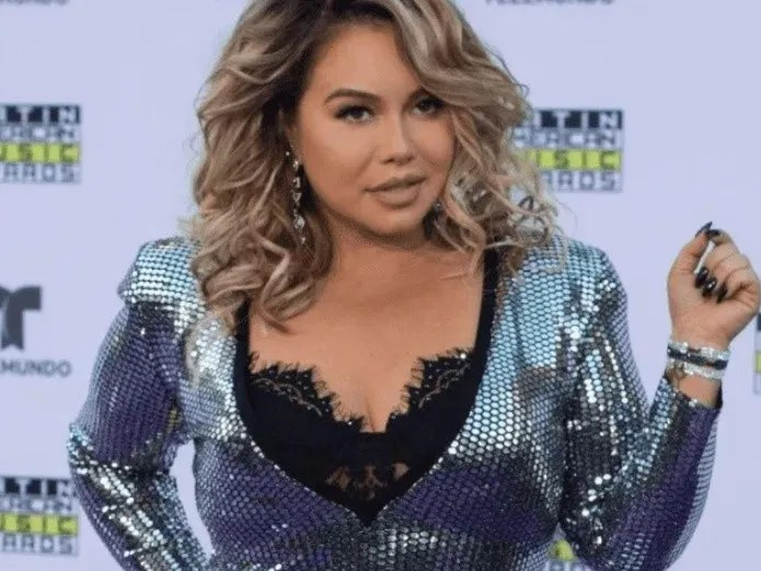 Did they return? Chiquis Rivera and Lorenzo Méndez had an appointment, they say (AFP)