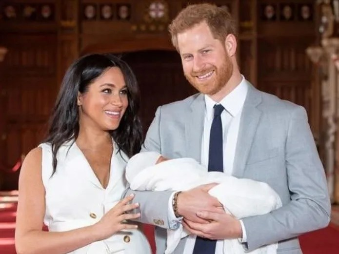 New page for Meghan and Harry;