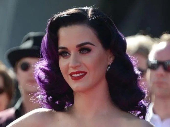 Celebrate Katy Perry on Twitter!  today is his birthday (AFP)