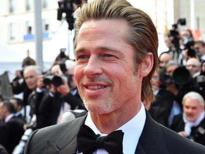 Total disappointment when meeting Brad Pitt, revealed Lucía Méndez (Instagram)