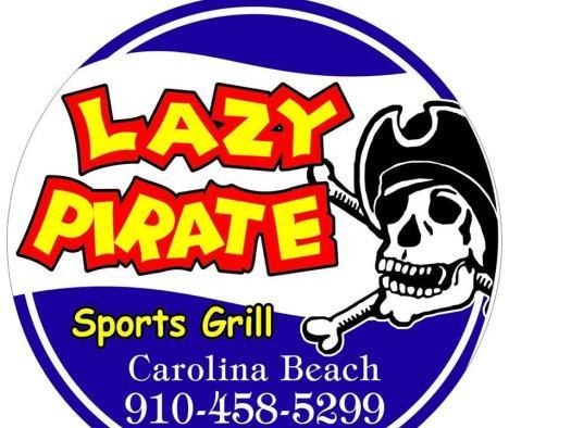 Lazy Pirate Logo