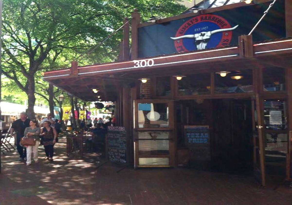 Downtown Fort Worth Restaurants 7th Street