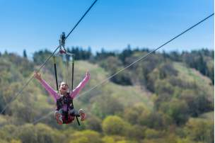 Zip Line Images Zip Lining What If You Re Afraid Of