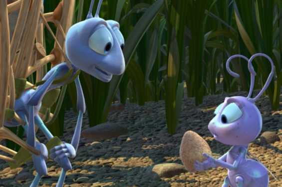 Friday Flick: A Bug's Life