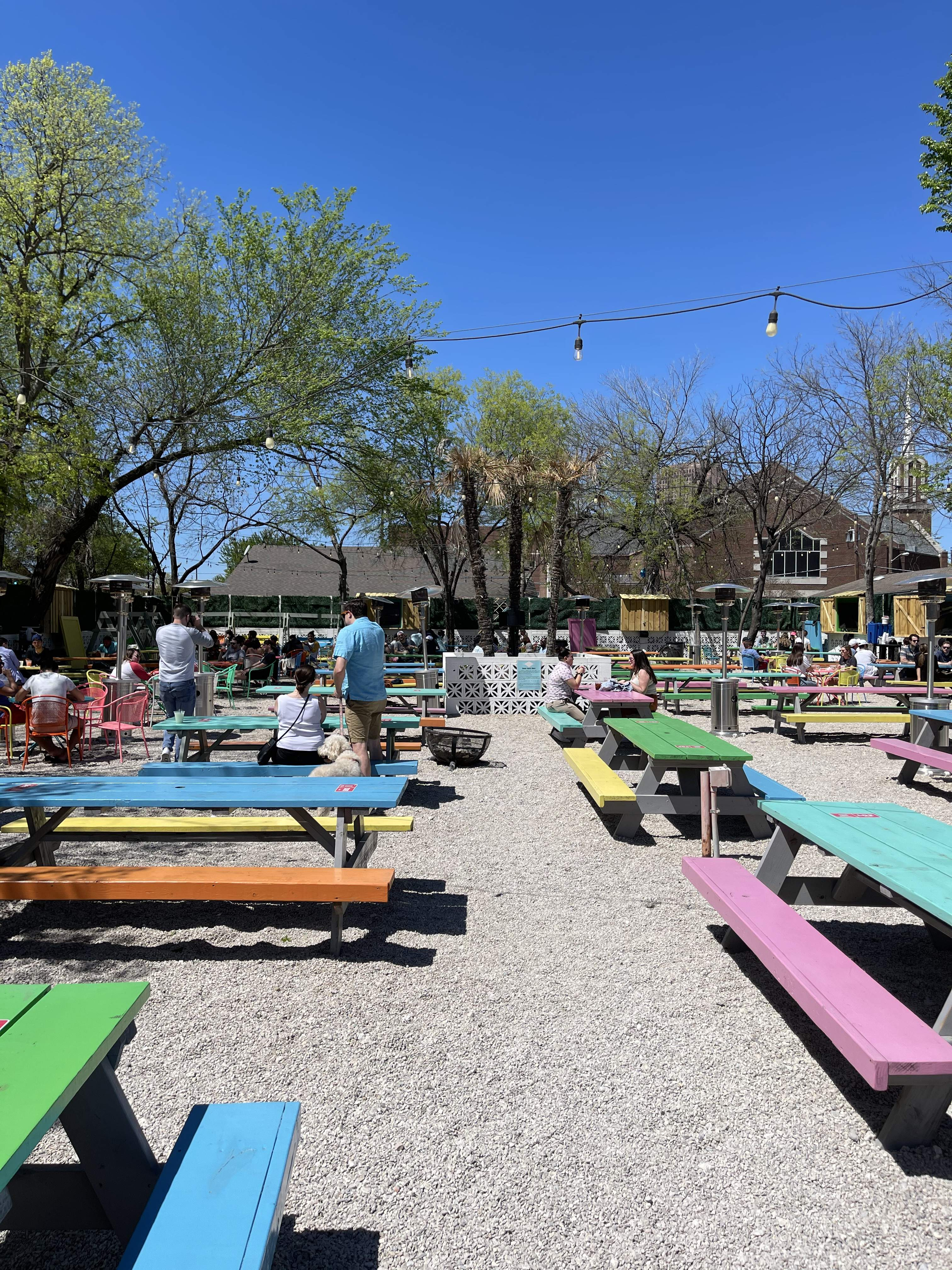your guide to dog friendly patios in dallas
