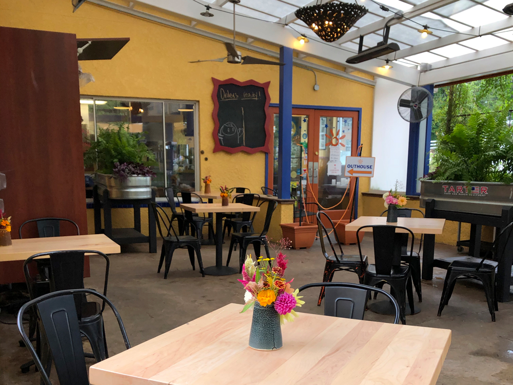 sunny point cafe asheville nc s official travel site