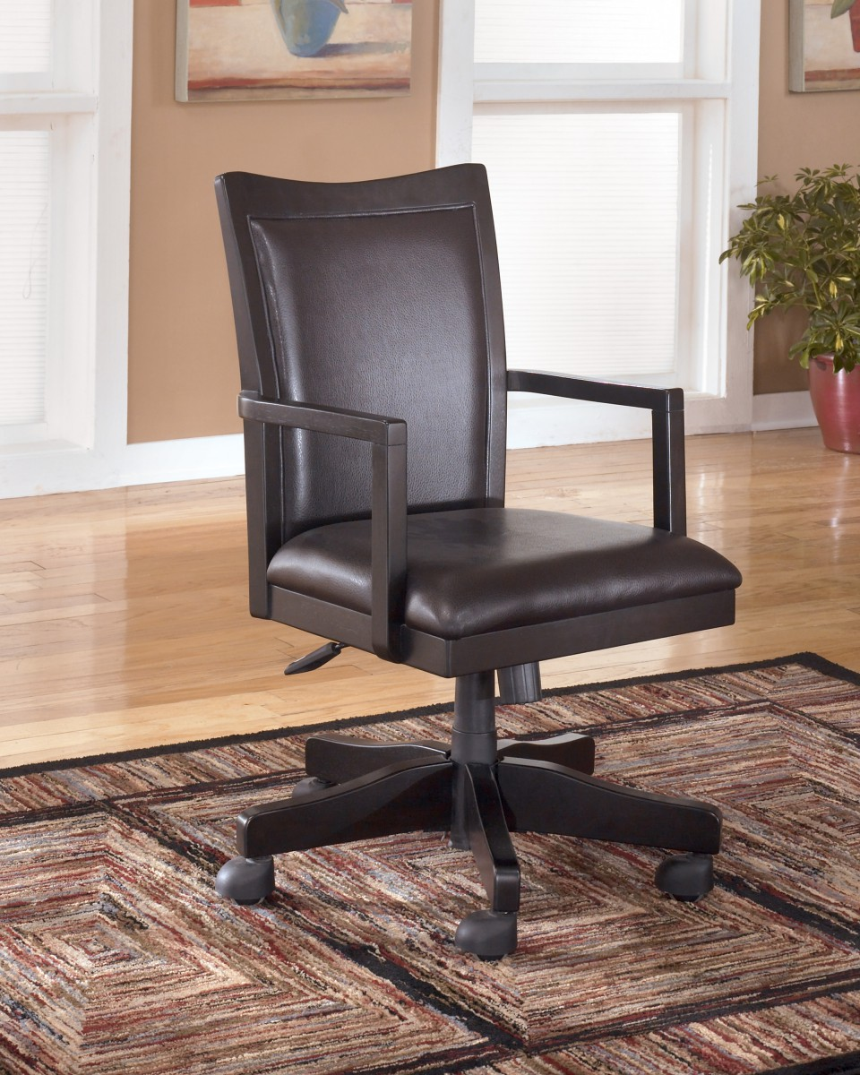 H371 01A Signature By Ashley Carlyle Home Office Swivel