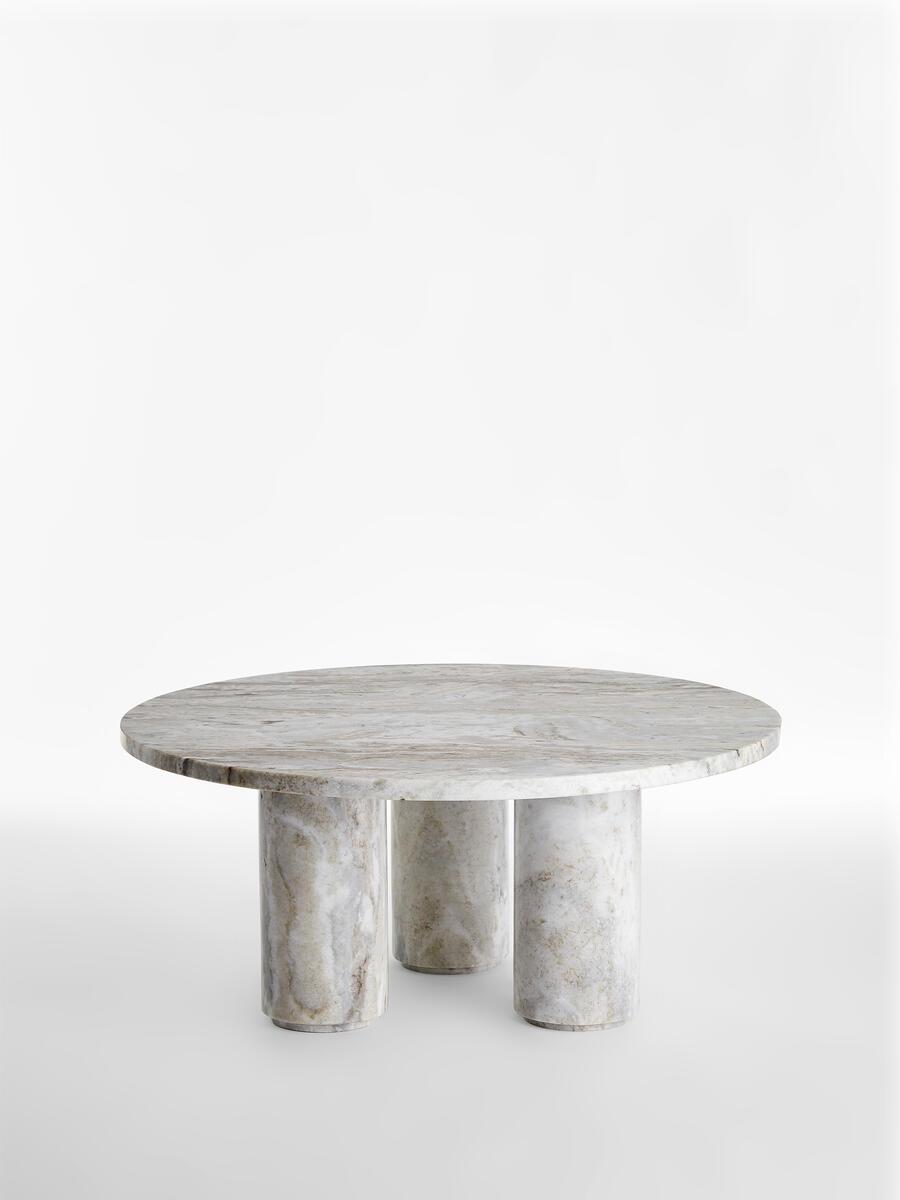tisbury coffee table fantasy brown marble